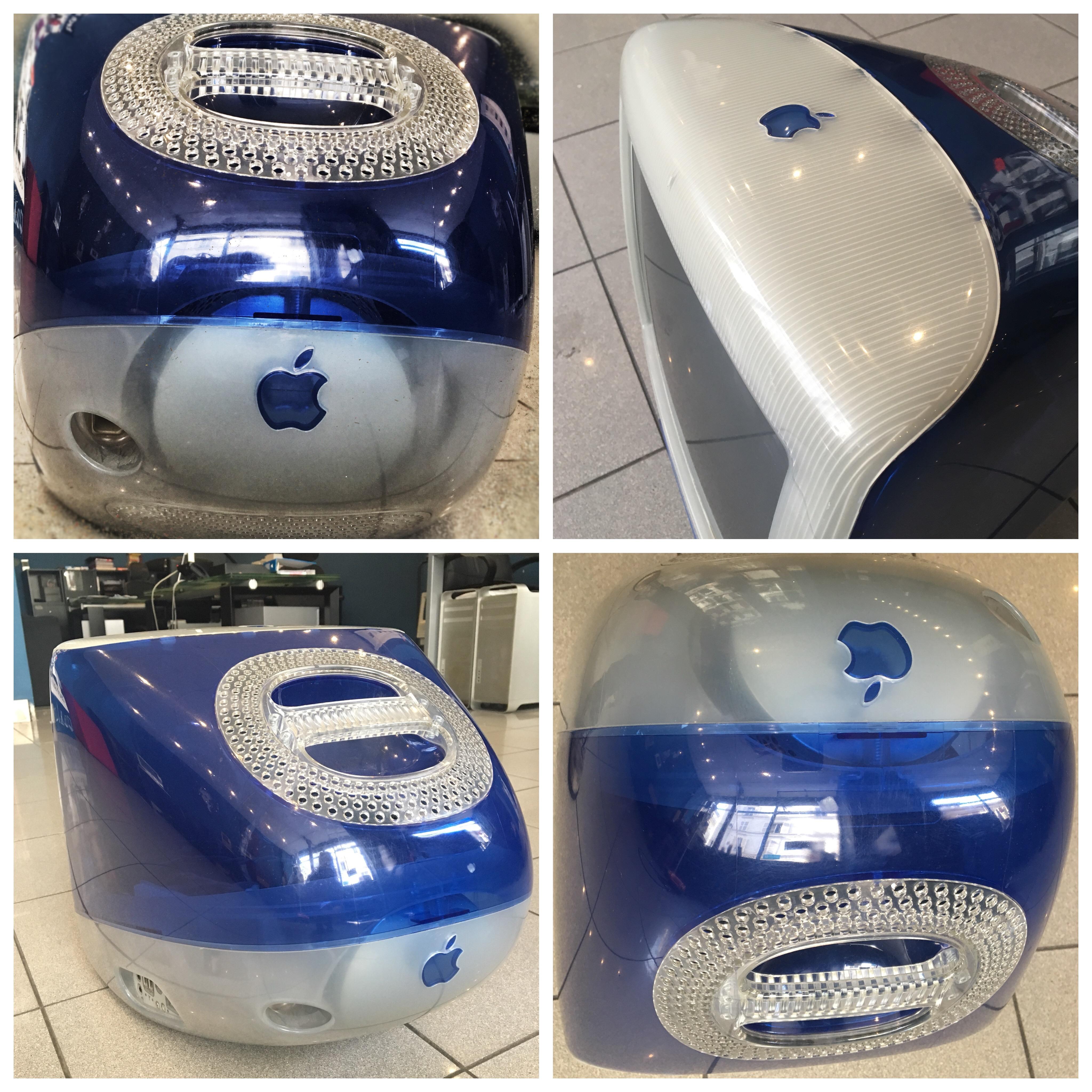 Macintosh Portable sorti en 1989
