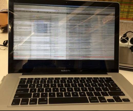 macbook pro 2011 probleme carte graphique